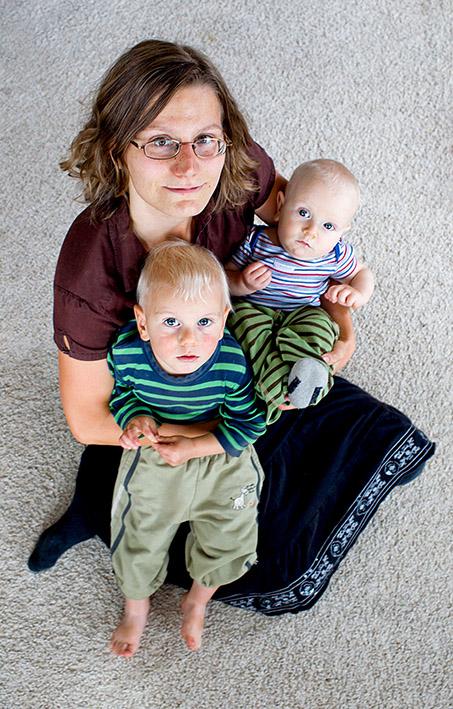 Děti narozené doma
