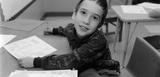 Autistic Boy